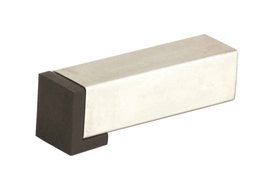 DS35SS Door Stop - Square 1 - SS